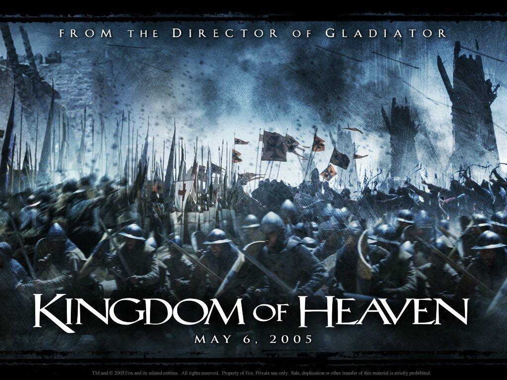 Kingdom of Heaven: Swords,Sand and Saladin  – Reel-TalkBlog